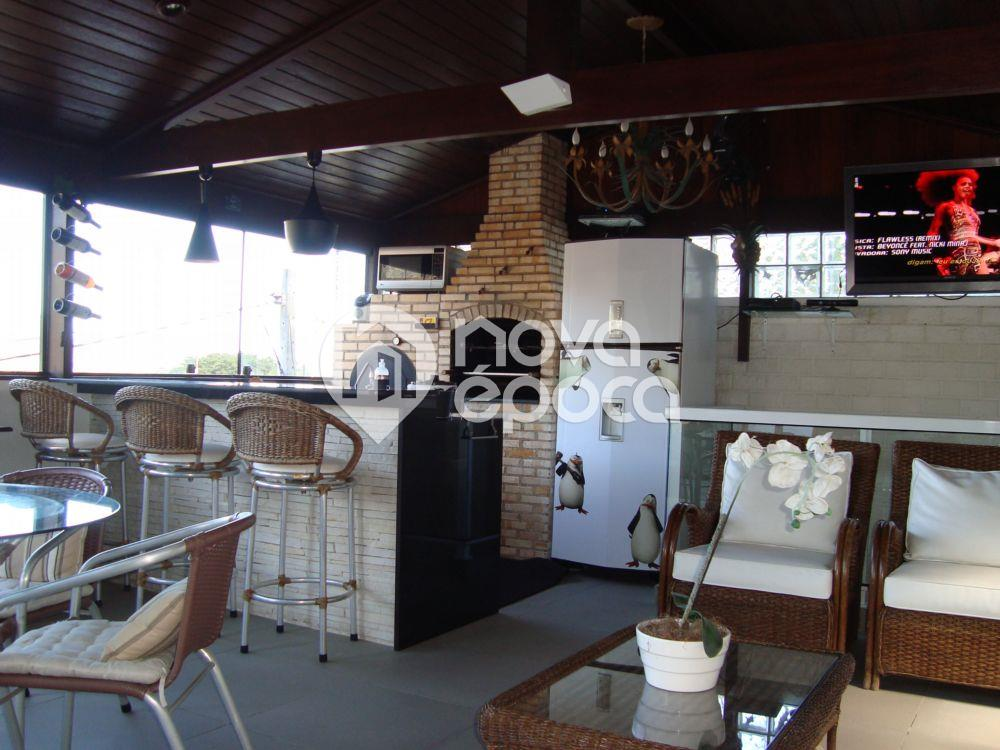 Casa De Condomínio de 3 dormitórios à venda em São Francisco, Niterói - RJ