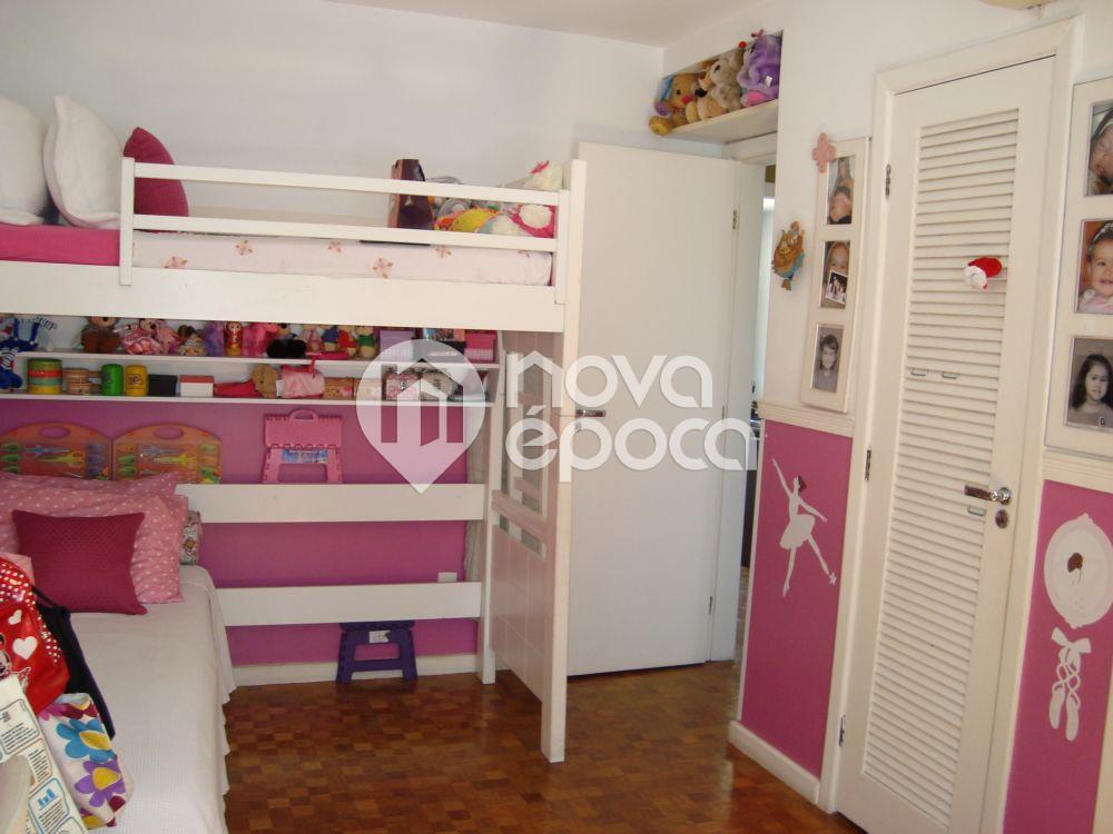 Casa De Condomínio de 3 dormitórios em São Francisco, Niterói - RJ