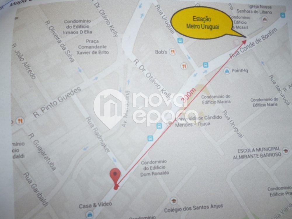 Terreno à venda em Tijuca, Rio De Janeiro - RJ