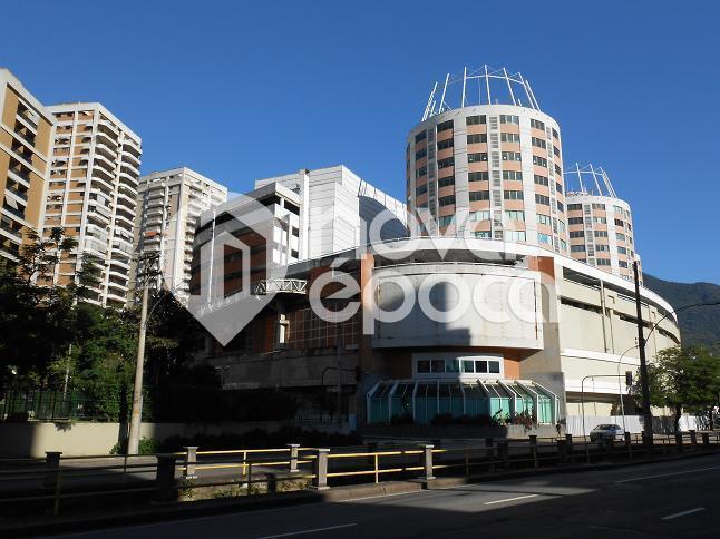Conjunto Comercial/sala à venda em Tijuca, Rio De Janeiro - RJ