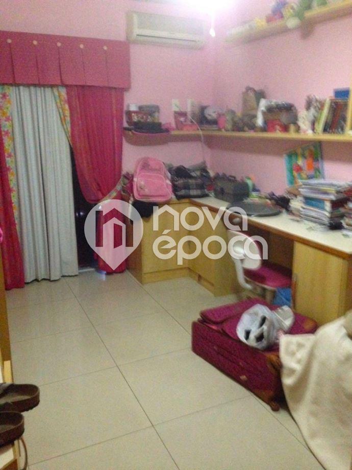 Casa De Condomínio de 4 dormitórios à venda em Recreio Dos Bandeirantes, Rio De Janeiro - RJ