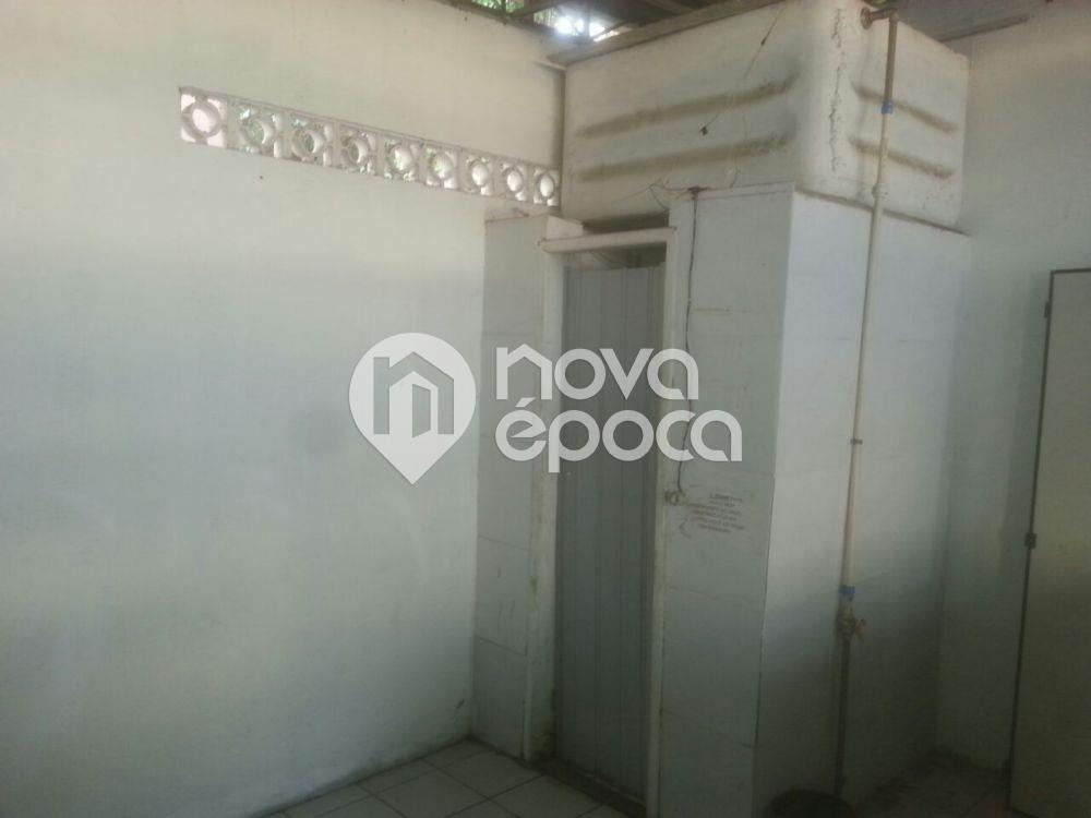 Galpão/depósito/armazém à venda em Rio Comprido, Rio De Janeiro - RJ