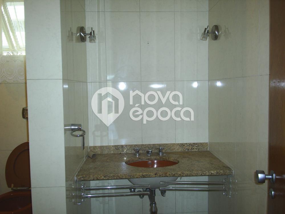Casa de 4 dormitórios à venda em Grajaú, Rio De Janeiro - RJ