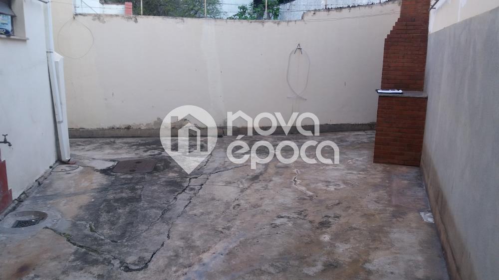 Casa de 5 dormitórios à venda em Rio Comprido, Rio De Janeiro - RJ