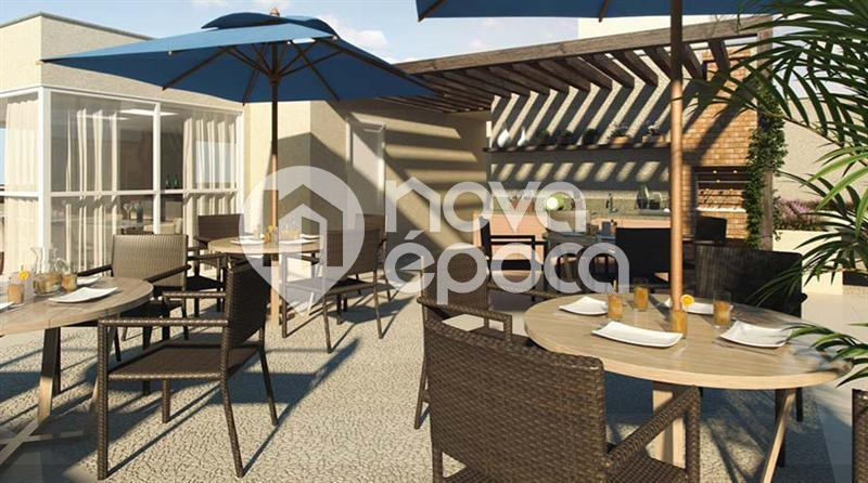 Apartamento de 3 dormitórios à venda em Vila Isabel, Rio De Janeiro - RJ