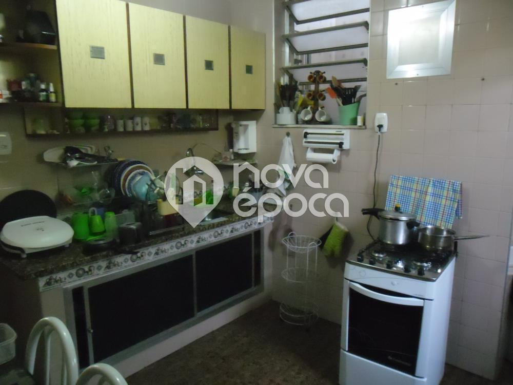 Casa de 3 dormitórios à venda em Rio Comprido, Rio De Janeiro - RJ
