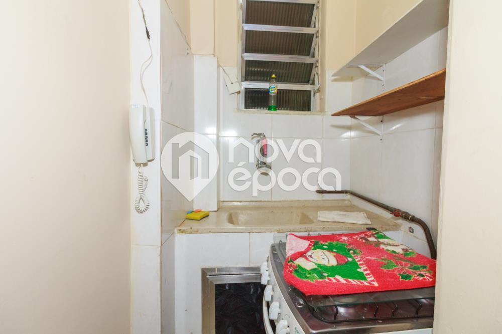 Kitchenette/conjugados de 1 dormitório à venda em Tijuca, Rio De Janeiro - RJ