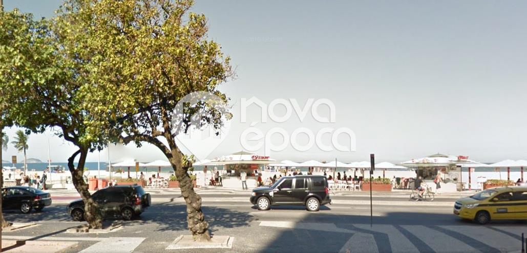 Terreno à venda em Copacabana, Rio De Janeiro - RJ
