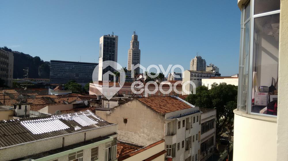Apartamento de 3 dormitórios à venda em Centro, Rio De Janeiro - RJ