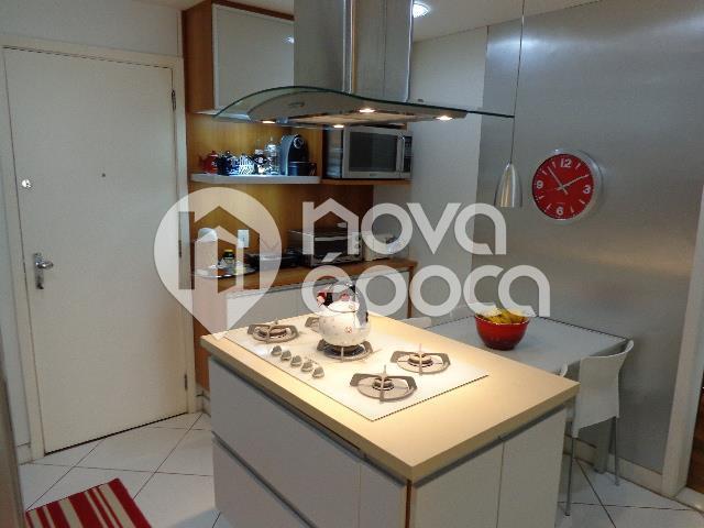 Apartamento de 3 dormitórios à venda em Laranjeiras, Rio De Janeiro - RJ