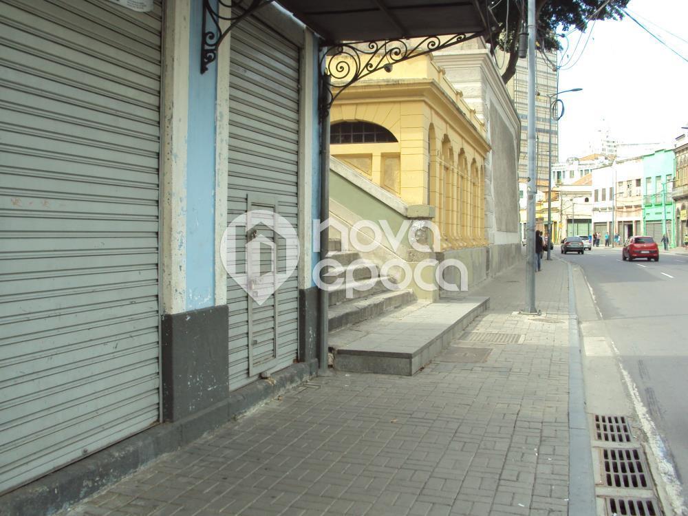 Loja/salão à venda em Centro, Rio De Janeiro - RJ