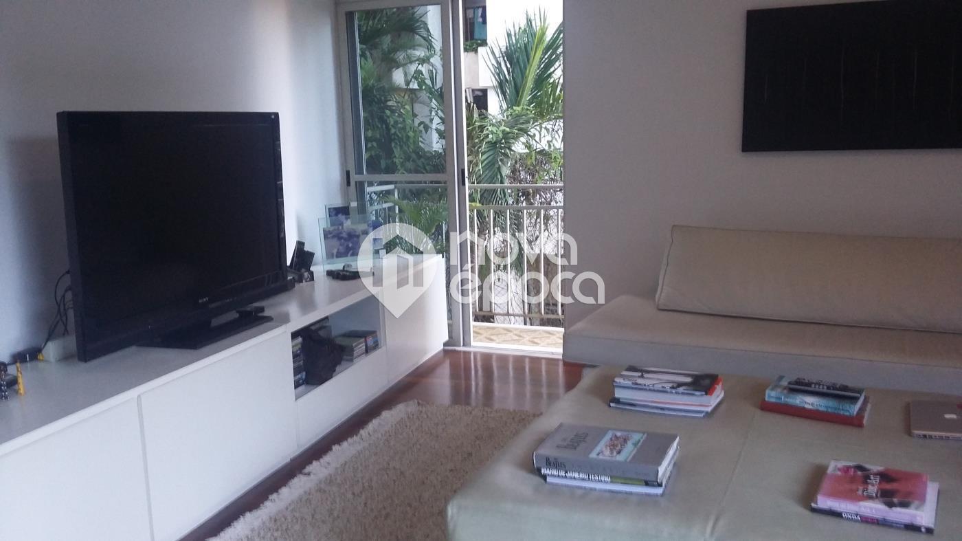 Apartamento de 4 dormitórios à venda em Leblon, Rio De Janeiro - RJ