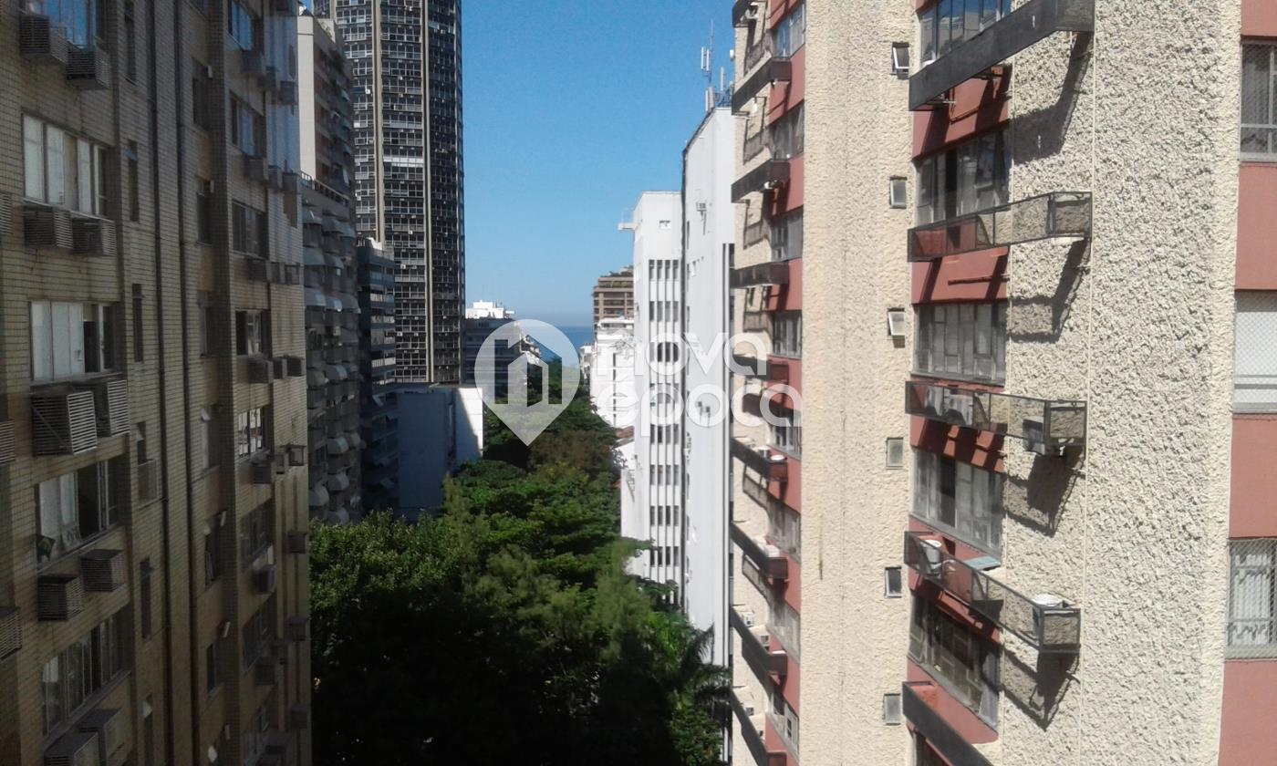 Apartamento de 3 dormitórios à venda em Leblon, Rio De Janeiro - RJ