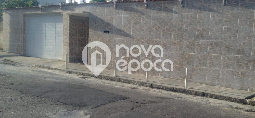 Casa de 4 dormitórios à venda em Jardim Guanabara, Rio De Janeiro - RJ