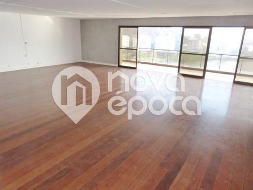 Apartamento de 4 dormitórios à venda em Lagoa, Rio De Janeiro - RJ