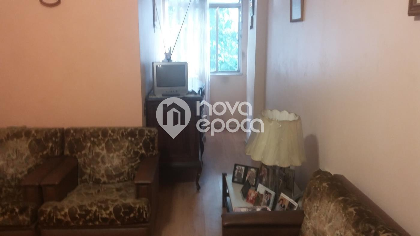 Apartamento de 2 dormitórios à venda em Tijuca, Rio De Janeiro - RJ