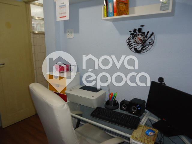Apartamento de 1 dormitório à venda em Lins De Vasconcelos, Rio De Janeiro