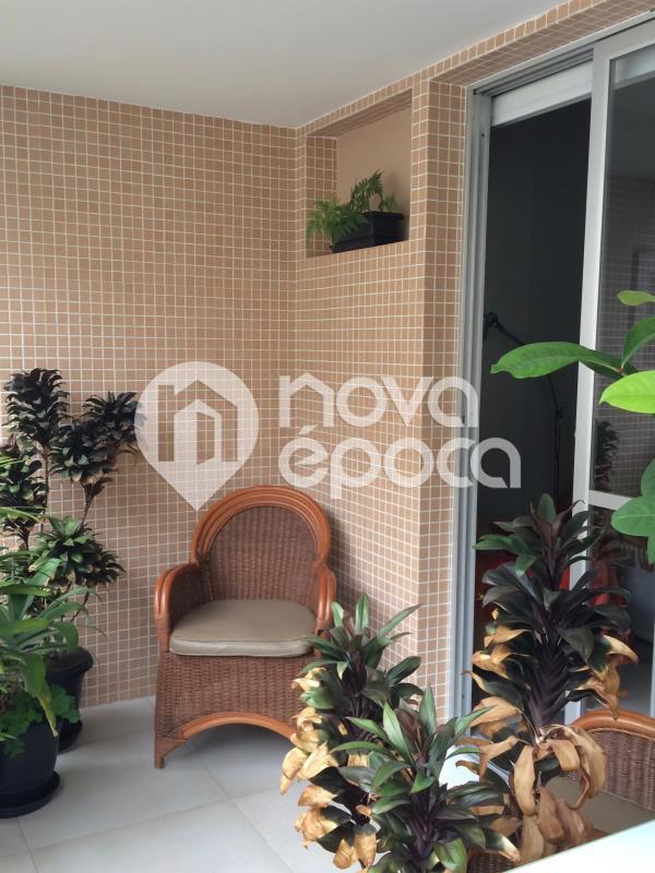 Flat de 1 dormitório à venda em Copacabana, Rio De Janeiro - RJ