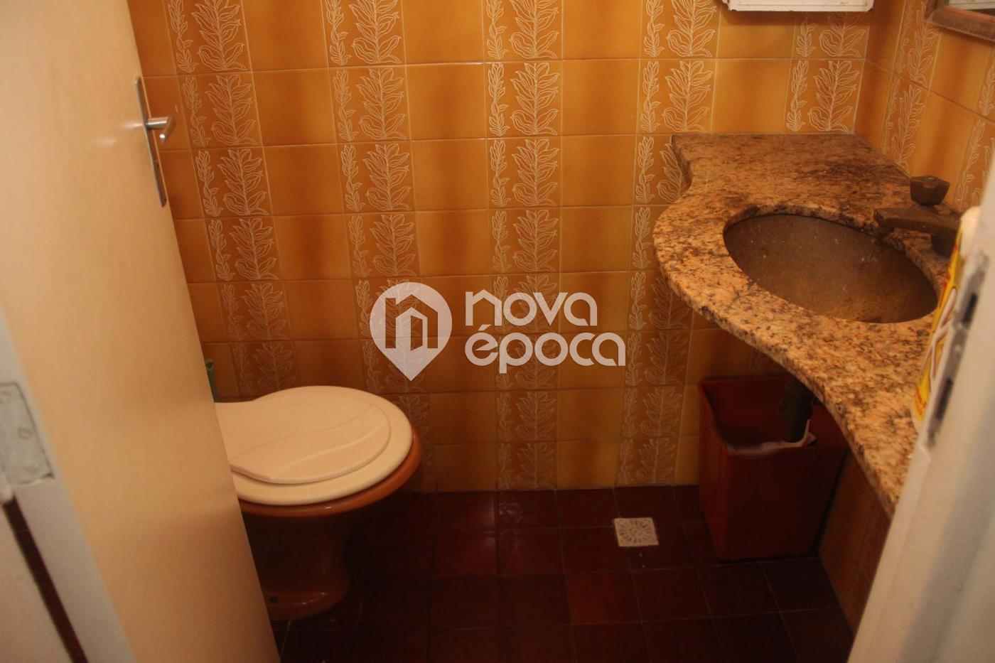 Casa de 4 dormitórios à venda em Botafogo, Rio De Janeiro - RJ