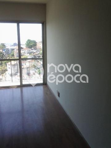 Apartamento de 2 dormitórios à venda em Rio Comprido, Rio De Janeiro - RJ