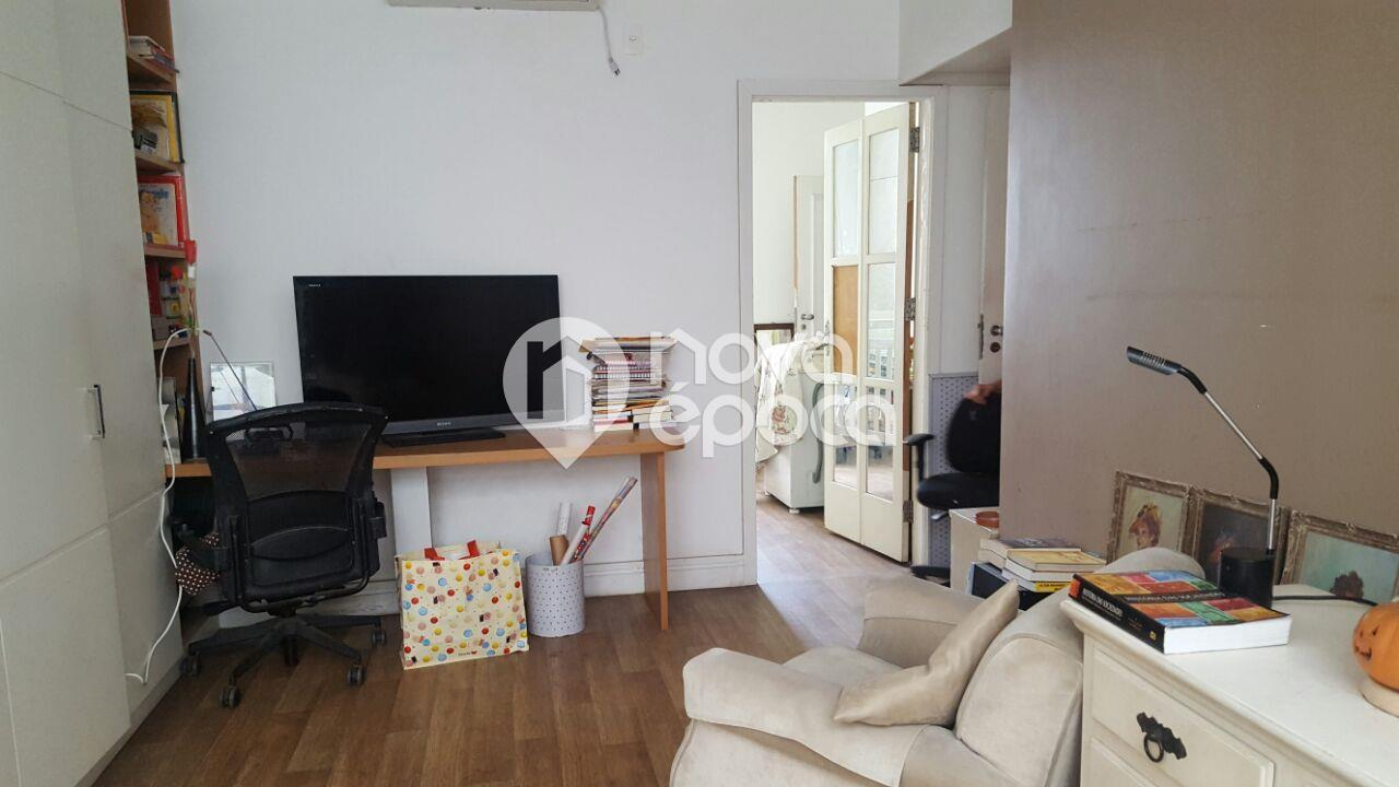 Apartamento de 4 dormitórios à venda em Gávea, Rio De Janeiro - RJ