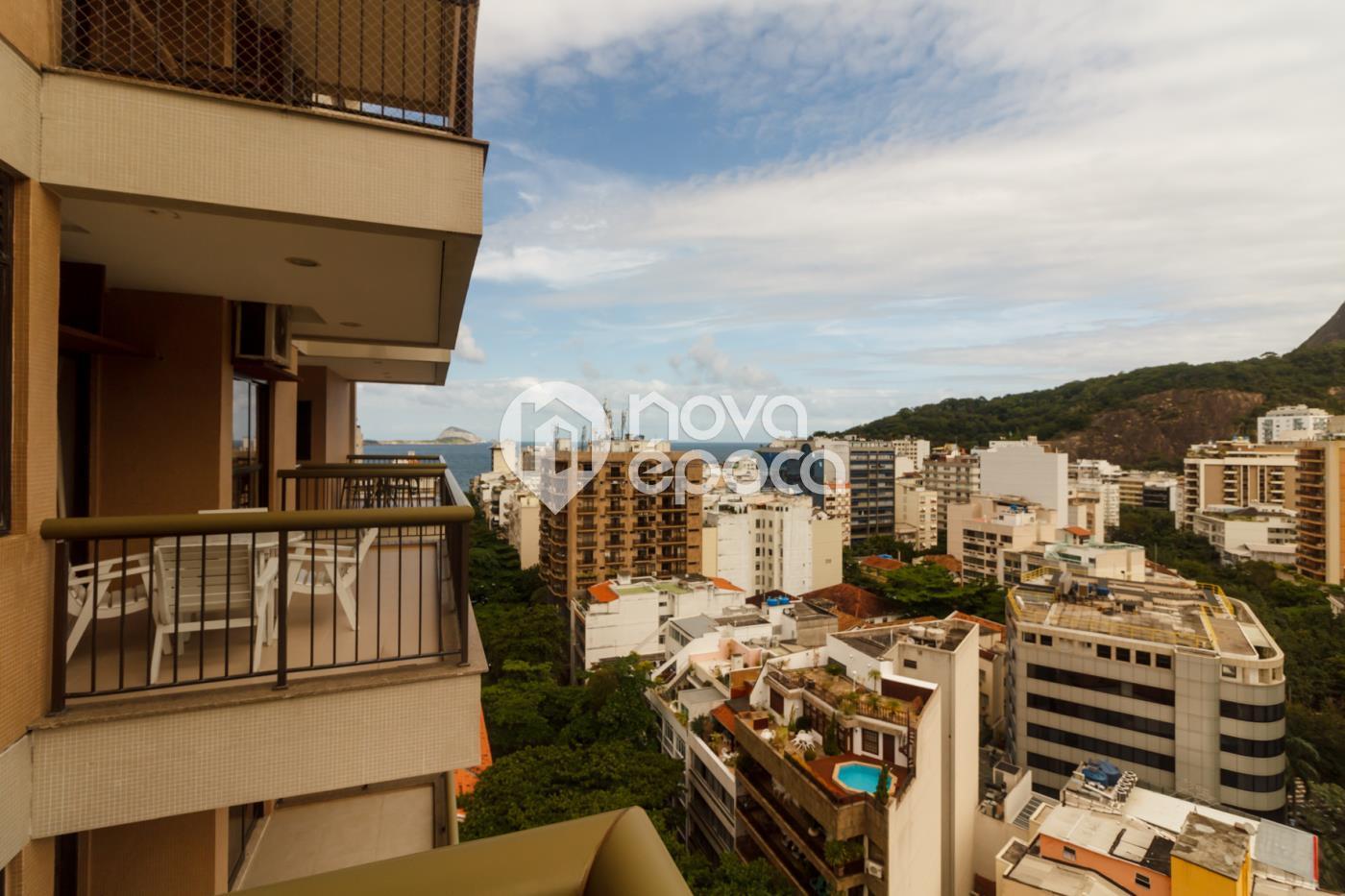 Flat de 1 dormitório à venda em Leblon, Rio De Janeiro - RJ