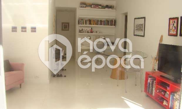 Apartamento de 1 dormitório à venda em Lagoa, Rio De Janeiro - RJ