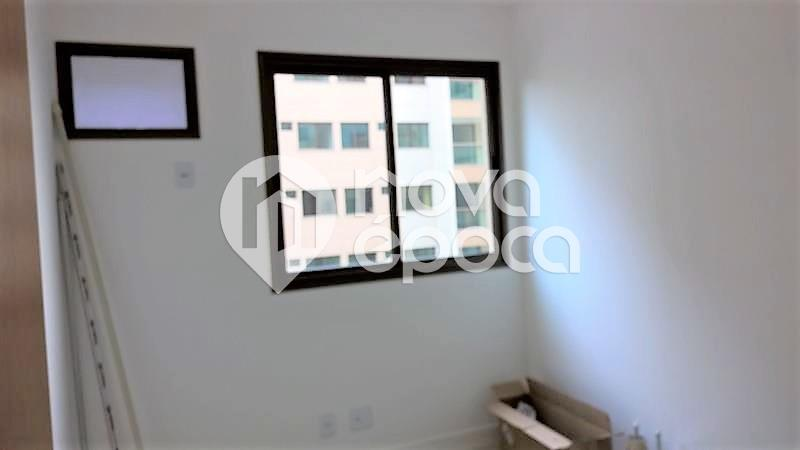 Apartamento de 3 dormitórios à venda em Rio Comprido, Rio De Janeiro - RJ