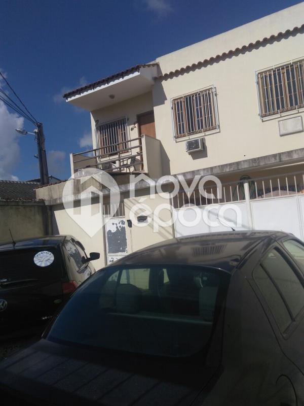 Casa de 3 dormitórios à venda em Madureira, Rio De Janeiro