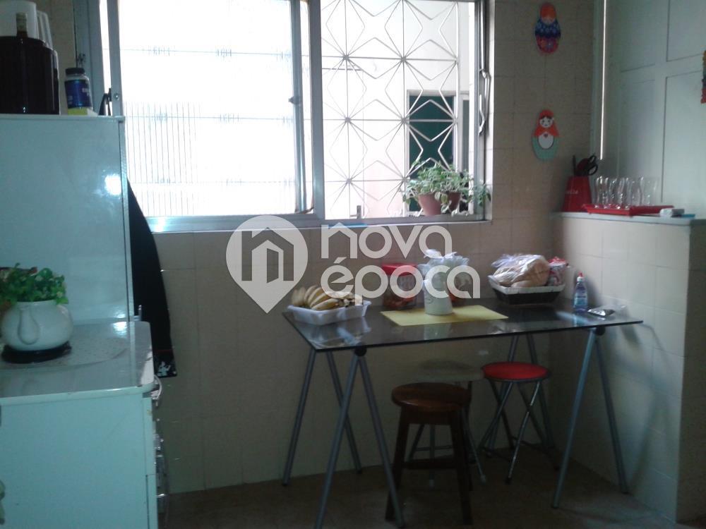 Casa de 3 dormitórios à venda em Tijuca, Rio De Janeiro - RJ