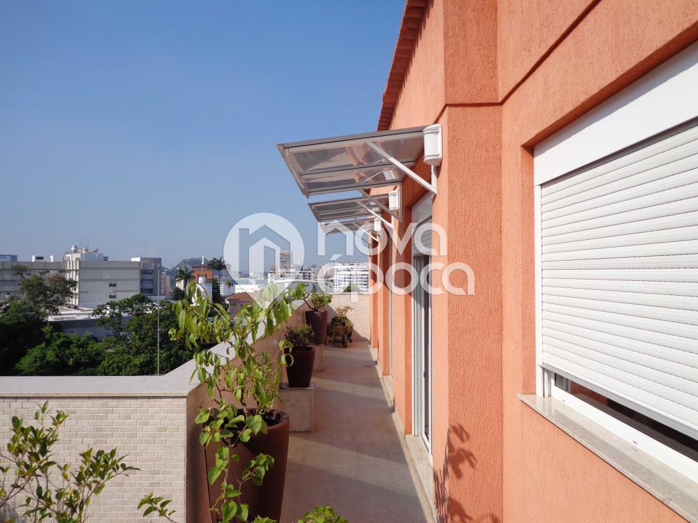 Cobertura de 5 dormitórios à venda em Tijuca, Rio De Janeiro - RJ