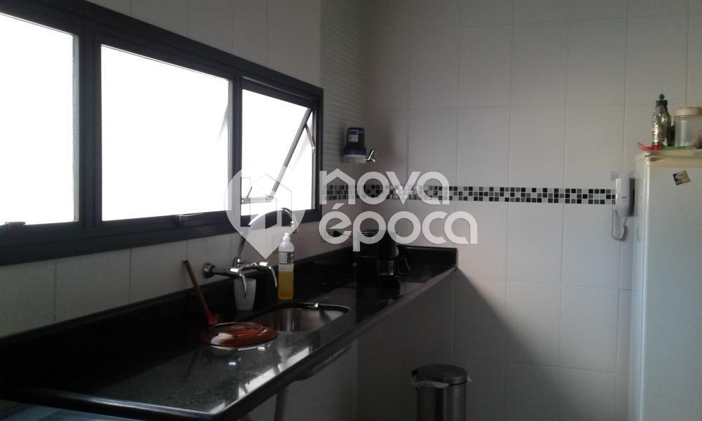 Apartamento de 3 dormitórios à venda em Grajaú, Rio De Janeiro - RJ