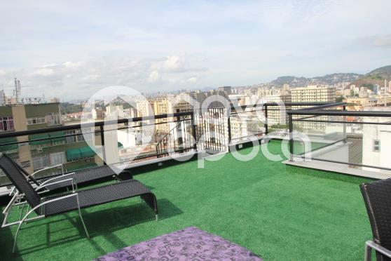 Cobertura de 4 dormitórios à venda em Vila Isabel, Rio De Janeiro - RJ