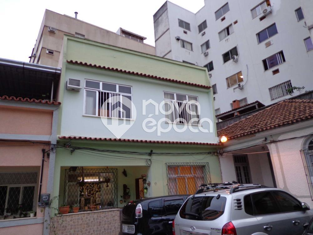 Casa de 3 dormitórios à venda em Grajaú, Rio De Janeiro - RJ