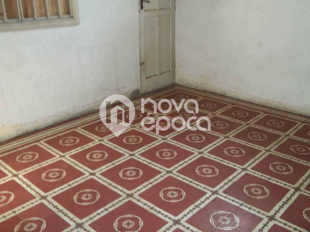 Casa de 4 dormitórios à venda em Maracanã, Rio De Janeiro - RJ